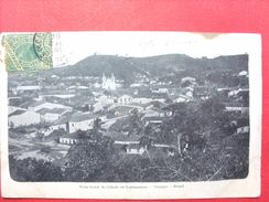 Brésil ,sergipe ,vista Geral Da Citade De Larangeiras  En 1904......timbres Et Cachets - Brésil