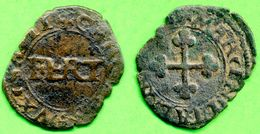 [DO] SAVOIA(Savoie)- Carlo II (1504-53)  QUARTO (Mistura) - Piemonte-Sardegna, Savoia Italiana