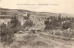 L'ETANG VERGY VUE GENERALE - France