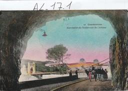 Algerie - Constantine - (extremite Du Boulevard De L'abime) - Constantine