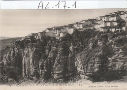 Algerie - Constantine - (la Ville Arabe Au Bord Du Ravin) - Constantine
