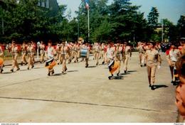 Militaria - Défilé De La Musique Du 46° RI Le 14 Juillet 1987 à Berlin  - Quartier Napoléon - Altri