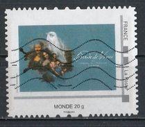 Timbres Personnalisé : Affiche Léonard De Vinci - France