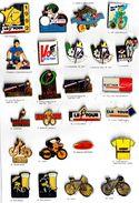 Cyclisme_Tour De France_Lot 2 Pin's Aux Choix - Cycling