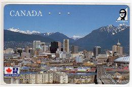 CANADA Télécarte Japonaise VANCOUVER - Canada