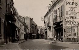 02 LA FERE  Rue De La République - Fere En Tardenois