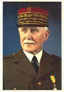 CPA N°14444 - LE GENERAL PETAIN - MILITARIA 14-18 ET 39-45 - Personnages