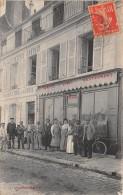 60 - OISE / Compiègne - 602126 - Devanture Café Vins Restaurant - Beau Cliché Animé - Compiegne