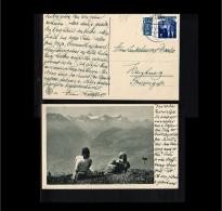 194? - Allied Occupation Picture Postcard - Reiteralpe [B09_148] - Gemeinschaftsausgaben