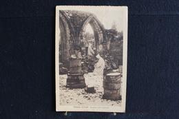 Z-332 / Belgique Luxembourg - Florenville, Abbaye D'Orval - Ancienne Salle Capitulaire  / Circulé  19?.- - Braives