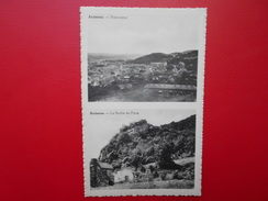 Andenne :Panorama Et La Roche De Faux (A23) - Andenne