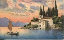 Lago Di Garda - Punta San Vigillo (001571) - Ohne Zuordnung