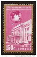 INDONESIA 1980 - 25t Anniv ASIAN-AFRICAN CONF. Bandung - Mi 959 MNH ** Cv€1,40 I643/ I436 - Indonésie