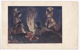 Hungary Boy Scout Postcard 1926  Spec. Cancellation - Pfadfinder-Bewegung