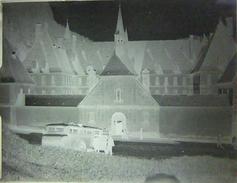 Plaque De Verre Négative N° 50 - Isère - Saint-Pierre De Chartreuse - Monastère De La Grande Chartreuse - Plaques De Verre