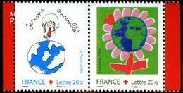Año 2006 Nº 3991/2 Cruz Roja - France
