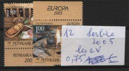 12  --serbie Les 2 V De 2005 - 2005