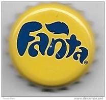 BELGIQUE / CAPSULE SODA FANTA - Soda