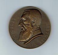 Médaille,Congo Belge  Léopold II,institut De Médecine Tropicale Prince Léopold 1906-1956 Par Dupagne, - Belgium