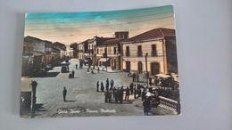 CARTOLINA GIOIA TAURO - PIAZZA MATTEOTTI - Reggio Calabria