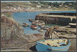 Coverack Harbour, Cornwall, C.1960s - J Arthur Dixon Postcard - England
