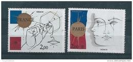 France Timbre De 1981  N°2141 Et 2142  Neuf ** - Ungebraucht