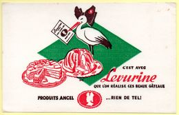 Buvard Levurine, Produit Ancel. - Sucreries & Gâteaux
