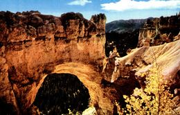 ETATS-UNIS UTAH NATURAL BRIDGE BRICE CANYON NATIONAL PARK - Bryce Canyon
