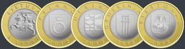 Lithuania 4 Coins Set 2012 - Lithuania