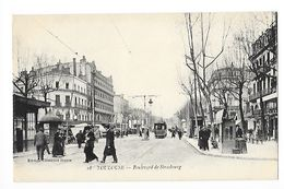 TOULOUSE  (cpa 31)   Boulevard De Strasbourg -   - L 1 - Toulouse