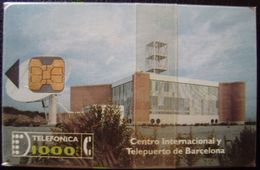 CP 07 - TELEPUERTO - NUEVA CON PRECINTO - A022 - Conmemorativas Y Publicitarias