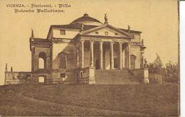 Vicenza - Dintorni. Villa Rotonda Palladiana (001600) - Vicenza