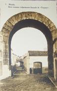 CPA MERIDA (Espagne) – Arco Romano Vulgarmente Ilamado De « TRAJANO » - Mérida