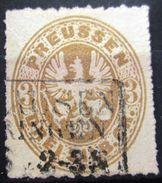 ALLEMAGNE  Prusse             N° 20     Aminci               OBLITERE - Prussia