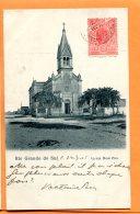 ALB641, Rio Grande Do Sul, Igreja Bom Fim, Précurseur, Circulée 1905 - Brésil