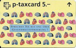 PTT P: KF-349A 606L Helvetia Krankenkasse - Organe - Schweiz