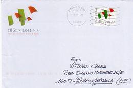 Italia -2011 - 150° Anniv. Unità D'Italia - - 6. 1946-.. Repubblica