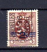 1931  Lion Héraldique, Surchargé,  315 CU 2, Cote 50 €, - 1929-1937 Heraldic Lion