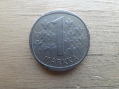Finlande  1  Markka  1984  Km 49 - Finlande