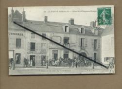 CPA Rétrécit - La Ferté Bernard - Hôtel Du Chapeau Rouge - La Ferte Bernard
