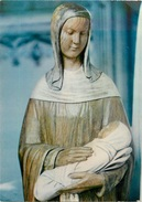 CPSM Abbaye D'Hautecombe-La Vierge     L2451 - France