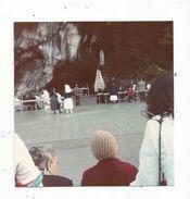 Photographie, 10 X 10 , LOURDES , Hautes Pyrénées, La Grotte - Lieux