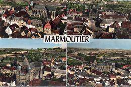 Marmoutier Belle Multi-vues Aérienne Du Village - France
