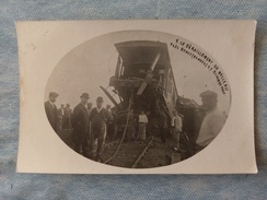 BELLEAU - LE DÉRAILLEMENT DU TRAIN PRÈS DE BENÊT - 22 OCTOBRE 1907 - 85 - Sonstige Gemeinden