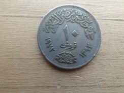 Egypte  10  Piastres  1972  Km 430 - Egipto