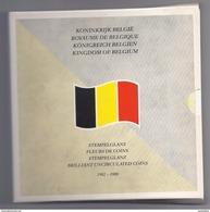FDC-muntenset 1982/88 Overbruggingsset - 1951-1993: Baudouin I