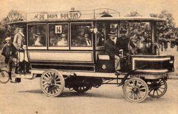 DE DION BOUTON - Autobus - Buses & Coaches