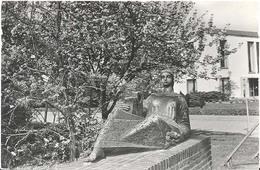 "Schaesberg, Standbeeld ""de Stenenmaagd"" - Nederland"
