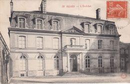 Cp , 41 , BLOIS , L'Évêché - Blois