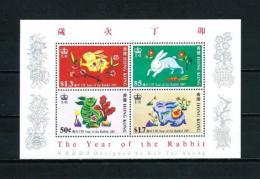 Hong Kong (Británico)  Nº Yvert  HB-7  En Nuevo - Blocs-feuillets